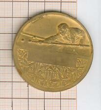 Medaille Billard Art Deco/Jugendstil Challenge Aubrun Bis M Courtade 1926