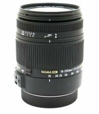 Sigma DC 18-250mm f/3.5-6.3 OS HSM DC Lens For Canon
