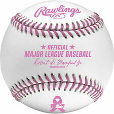 Rawlings Official Mothers Day Breast Cancer MLB Major League Baseball - BOXED