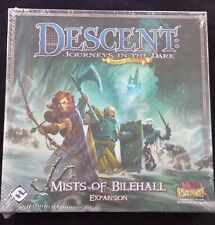 Mists of Bilehall Expansion Descent Second Edition Journeys in the Dark