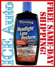 3-DAY SALE! BLUE MAGIC 72506 Headlight Lens Restorer 8 oz