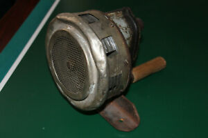 Sterling Fire Siren Model H Hand Crank vintage horn alarm
