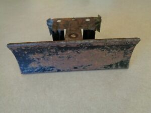 Tonka Jeep Plow for Tonka Jeep Wrecker, Plow only used part with original patina