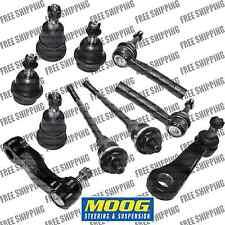 MOOG New Steering Pitman Arm Idler Bracket Ball Joints For Chevy Serie Truck HD