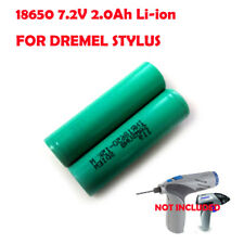 rebuilding battery for cordless drill 7.2V Dremel Stylus 1100 1100LI 1120 Li-ion