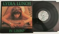 LYDIA LUNCH IN LIMBO Vinyl LP DVR5 1984 mini album Rock / Punk New wave EX Rare