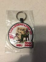 "NOAC 2006 Keychain ""The Legend Lives On""  OA  BSA"