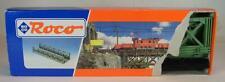 Roco H0 Nr. 40080 Kit Bausatz Kastenbrücke Länge 228,6 mm OVP #3416