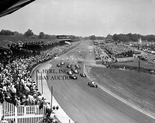 Indianapolis 500 1950 Indy 500 automobile racing photo photograph