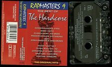 Rapmasters 9: The Best Of The Hardcore Cassette N.W.A. Eazy-E Too Short Ice T