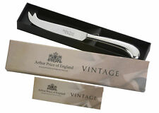 Arthur Price Vintage Design Stainless Steel Cheese Knife Boxed Made in England