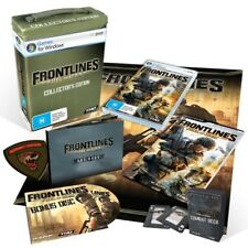 Frontlines Fuel Of War Collector's Edition With Metal Ammo Case - PC GAME