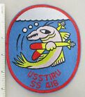 US NAVY USS TIRU SS-416 SUBMARINE PATCH Made for Veterans After WW2