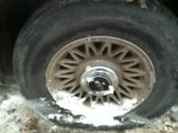 Wheel 15x6-1/2 Lacy Spokes Fits 97 LINCOLN & TOWN CAR 263904