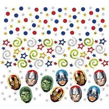 Décorations de fête anniversaire-enfant Marvel pour la maison