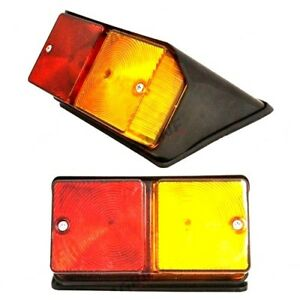 REAR LIGHTS FOR FORD 3610 4610 5610 6410 6610 6810 7610 TRACTORS. AP / LP CAB