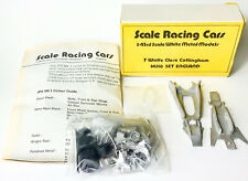 SCALE RACING CARS 07-81 1974 JPS MK1 KIT 1:43 made in England