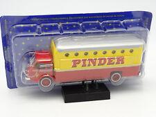 Altaya Circo Pinder 1/64 - Renault R 4220 camión habitación verde