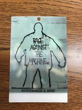 Rage Against The Machine Lenticular Promo For The Battle Of Los Angeles 1999