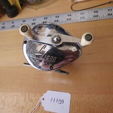 Vintage Ocean City 1600 Chrome fishing reel (lot#11159)