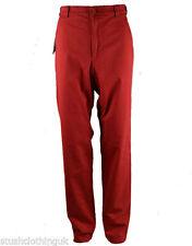 Abbigliamento da uomo rossi ARMANI