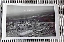 Vintage RPPC  Aerial View of HILL CITY MINNESOTA