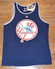 New York Ny Yankees Genuine Merchandise Mlb Tank Top Majestic T-Shirt