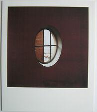JAN DIBBETS  - Carton d invitation - 2000