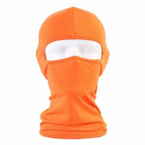 Face Mask Sun Shield Neck Gaiter Bike Balaclava Neckerchief Bandana Headband