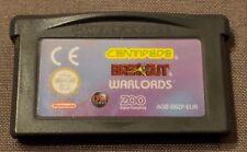 Centipede + Breakout + Warlords pour Nintendo Gameboy Advance B6ZP-EUR