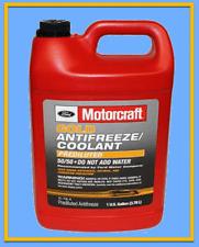 1 X Gallon Engine Coolant/Antifreeze Motorcraft VC7DILB 50/50 Gold