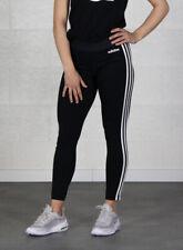 Leggings Donna adidas Essentials 3 Stripes Nero Taglia M codice Dp2389