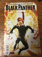 Black Panther #5 from Marvel Comics!! See Pics!!