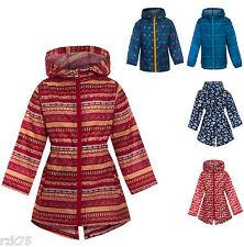 Abbigliamento impermeabile per bambine dai 2 ai 16 anni, taglia 2 anni