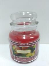 Yankee Candle Black Band Macintosh Medium Jar 14.5 oz Candle