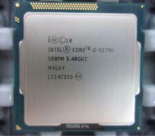 Intel Core i5-3570K 3.4GHz Quad-Core (BX80637I53570K) Processor
