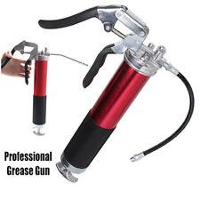 Heavy Duty Grease Gun Anodized Aluminum Pistol Grip 4500 PSI 14oz High Quality