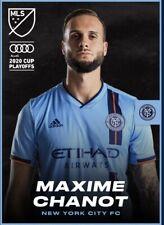 [DIGITAL CARD] Topps Kick - Maxime Chanot - MLS 2020 Playoffs - Team Color