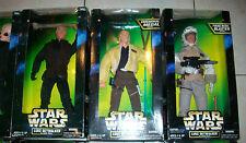Lot of 3Star Wars Firing Rebel Blaster Luke Skywalker-Jedi Gear-Ceremonial Gear