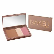 Brand New! Urban Decay Naked Flushed Bronzer Highlighter Blush Trio