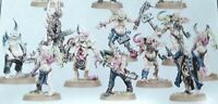 Warhammer 40k Death Guard Chaos Space Marines Poxwalkers (10) NOS