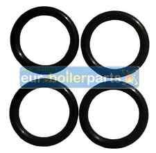 4 X BIASI RIVA PLUS HE 24C & 28C DHW Heat Exchanger O'Ring Seal KI1043144 NEW