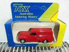 Trax Australian Motoring History  8003P Holden Ute Royal Mail Van - Mint Boxed