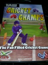 Cricket Champs PC GAME - FREE POST