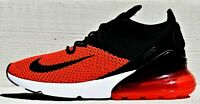 NIKE AIR MAX 270 FLYKNIT - New Men's Airmax Shoes Red Black Sneakers AO1023 601