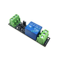 3V Single-Channel Relay Isolation High Level Drive Control Optocoupler Module