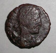 Ancient Roman Empire bronze coin