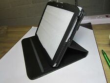 PU Leather 360 Rotation Carry Case Stand Folder for Motorola Xoom 2 10.1 inch