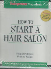 Entrepreneur Magazine HOW TO START A HAIR SALON Step-By-Step - Series 1170