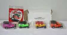 4 NOS! Kelloggs Matchbox Model T & A Ford & 1 Hot Wheels NASCAR #5 Terry Labonte
